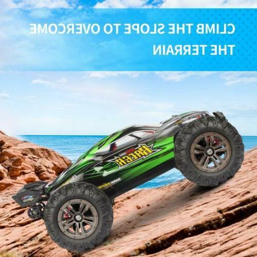 Hosim Car Brushless Remote RC Monster Truck Speed