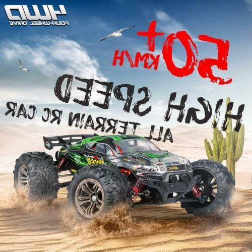 Hosim 4WD Car RC Speed RTR