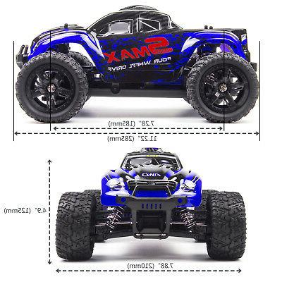 REMO Monster 2.4Ghz Control Car RTR