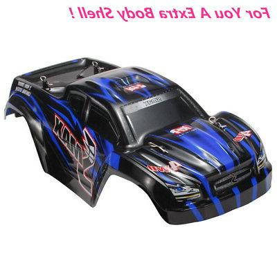 REMO Monster Brushed 2.4Ghz Remote Car RTR