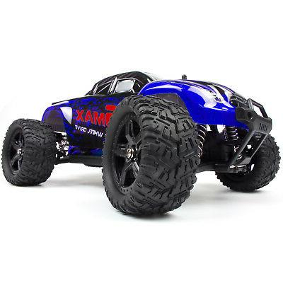 REMO Monster Brushed 2.4Ghz RTR