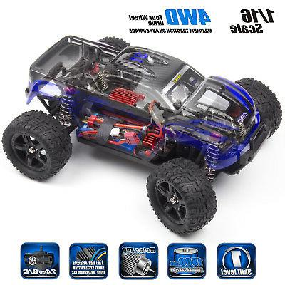 REMO 4WD Monster 2.4Ghz RTR