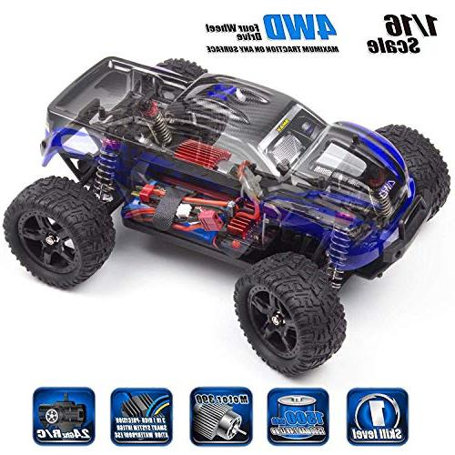 Cheerwing High Speed RC Monster Truck Brushed Control Car, Ver.