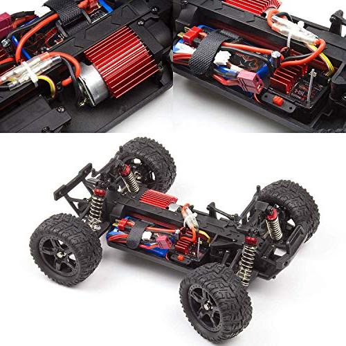 Cheerwing 1:16 High RC Off-Road Monster Control Car, Blue Ver.