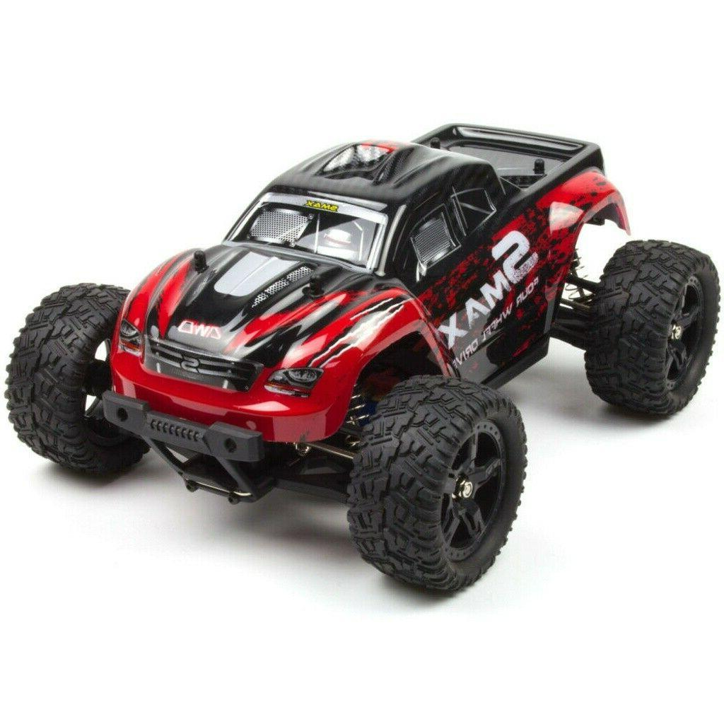 REMO 1/16 Monster Brushed Electric RTR
