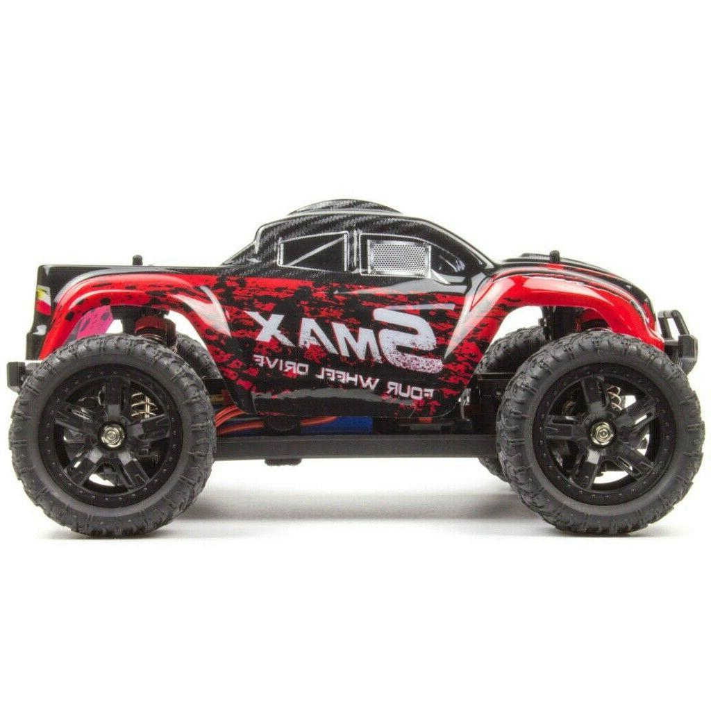 REMO 4WD Monster Brushed Electric Remote RTR US