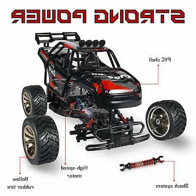 1:16 Road Speed Monster Truck With Rechargeable
