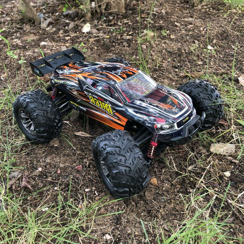 9138 RC Car 4WD Monster Truck 1:16 Scale 2.4Ghz Off-Road Rem