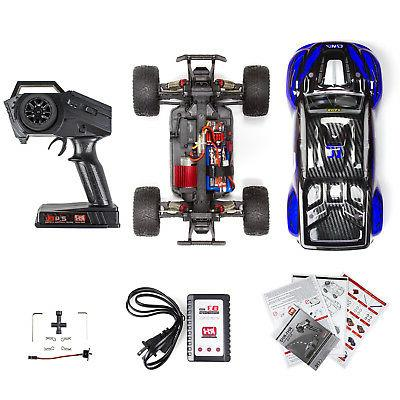 REMO 4WD Monster 2.4Ghz Control RTR
