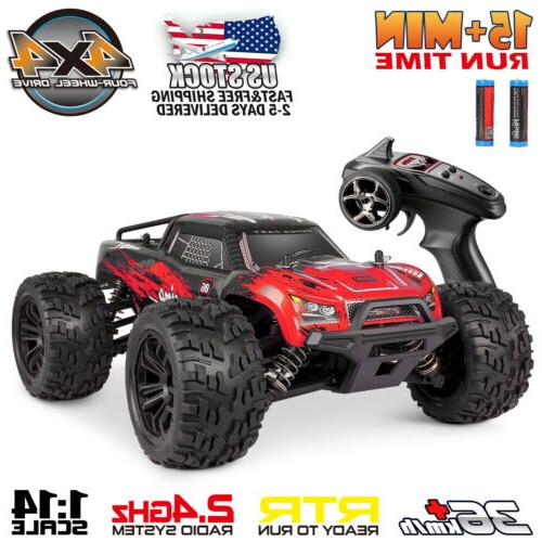 1 16 rc monster truck 4wd 2