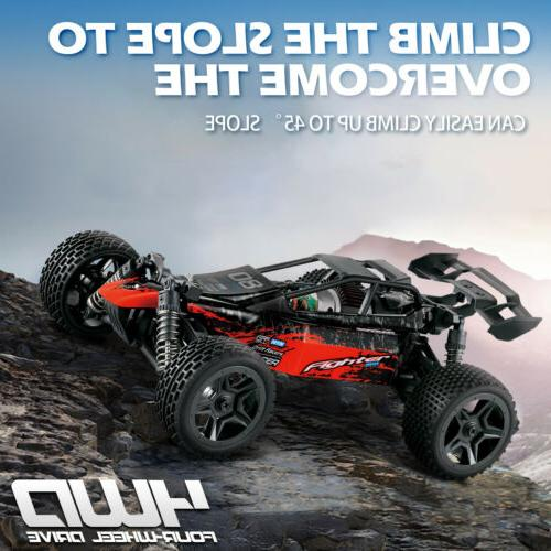 Hosim Scale 4WD RC Car Remote Control Truck High Racing Buggy