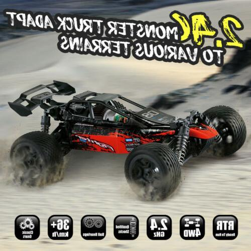 Hosim 1:14 Scale RC Car Remote Truck Buggy