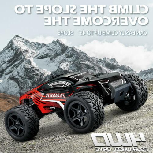 1:14 Scale RC 4WD Remote Truck Speed Road