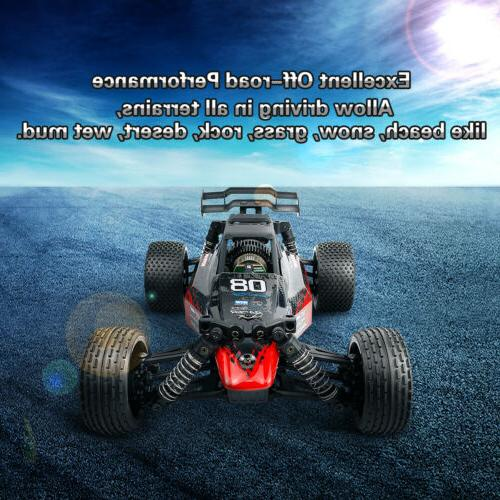 Hosim Scale RC Car Remote Control Truck Speed Buggy Crawler