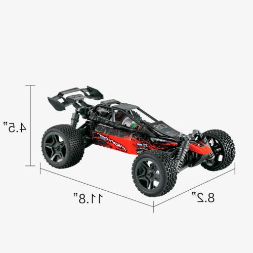 Hosim RC Car Remote Truck Speed Buggy Crawler