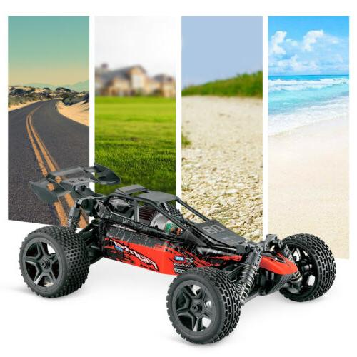 HOSIM 4WD RC Car Truck High Buggy Crawler