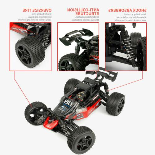 HOSIM 1:16 RC Truck High Speed Buggy Crawler