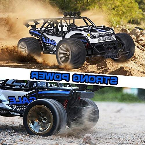 Distianert Radio Remote Control 20Mph High Racing Recharger