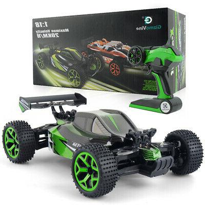 Monster Truck 2.4G RC Climbing Car Off-Road Remote Control D