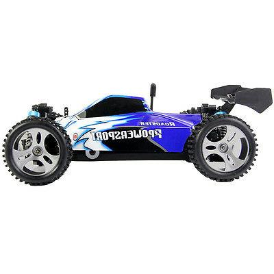 2.4G 4WD Off-Road Buggy Controlled