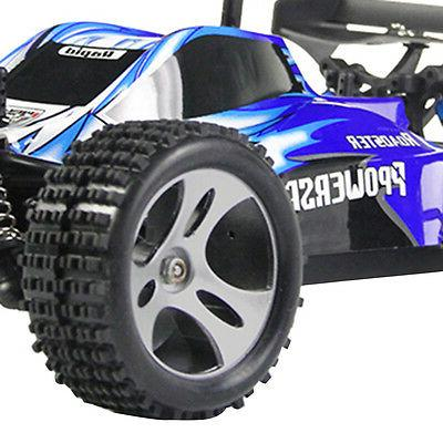 1/18 Speed Scale 2.4G RTR Buggy RC Car Controlled