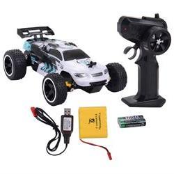 Costway 1:18 Scale 2.4G 4CH RC High-speed Racing Car Radio R