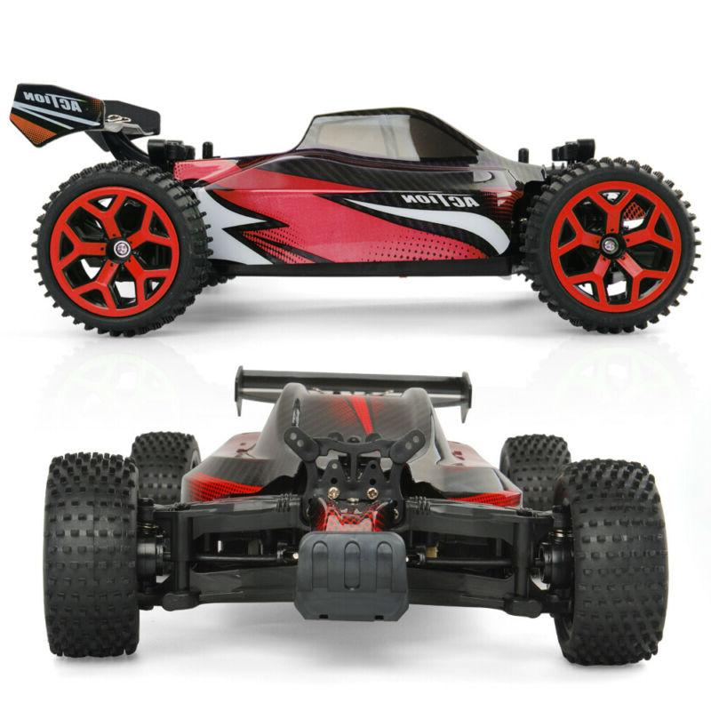 Rechargeable Car Racing Truggy Speed 2.4G RTR