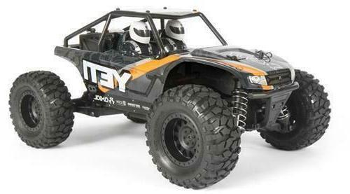 AXIAL 1/18 Yeti Rock Racer RTR RC Car EP AX90054 JR.Truck Br