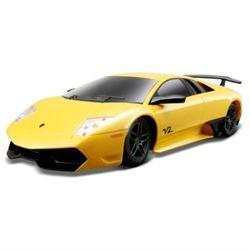 1:24 Maisto Tech Lamborghini Mucilage Yellow Remote Control