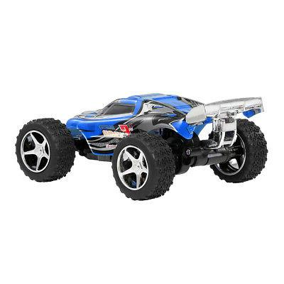 Wltoys 1/43 RC Car Big Foot 20km/H High Speed Gift Toys 27MH