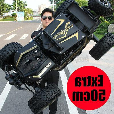 1/8 4WD RC Car Monster Truck Off-Road Vehicle Remote Control