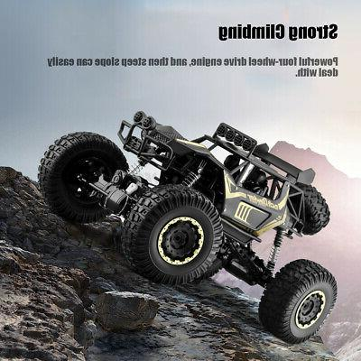 1:8 RC 2.4G 4WD Control Vehicle Monster Off-Road Electric