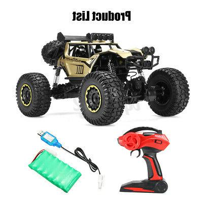 1:8 Car 2.4G 4WD Vehicle Monster Electric