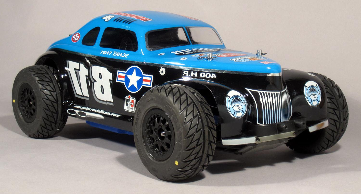 1/8 body- TRI-COUNTY MODIFIED Short