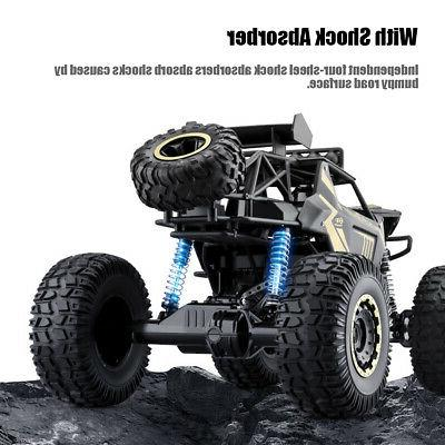 Electric Control Monster Car 4WD