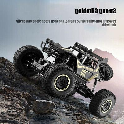 1:8 RC Car 2.4G Electric Remote Monster Off-Road 4WD