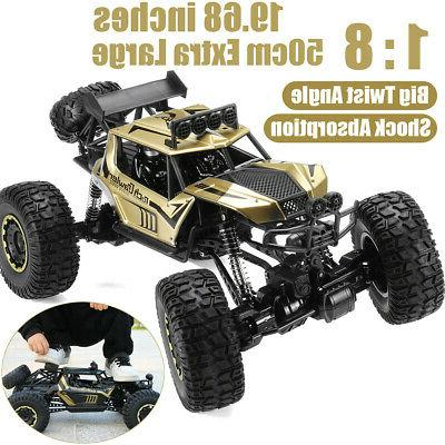 1:8 RC 2.4G Electric Control Monster 4WD