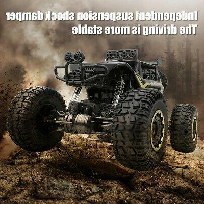 RC Car 1/8 4WD Remote Control Vehicle Electric Monster Off-Road Car