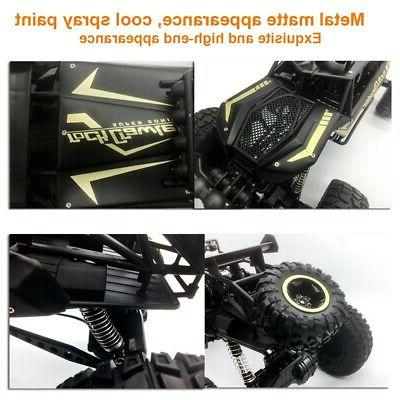 RC Car Remote Control 2.4G Electric Monster Buggy Car