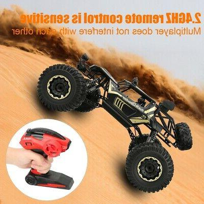 RC 4WD Remote Electric
