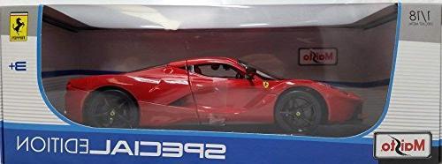 Ferrari LaFerrari Maisto 1:18 Special Edition Red