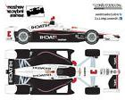 Greenlight 1:64 2017 Indy Car Series #3 Helio Castroneves Pe