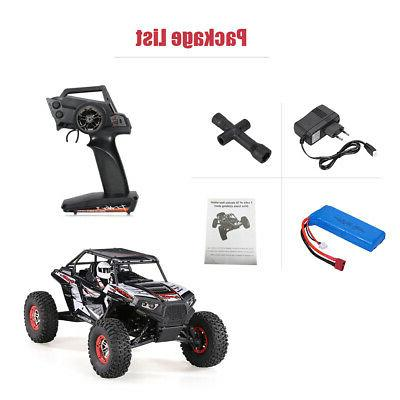 WLtoys 1/10 4WD Electric Rock Off-Road Baja RTR