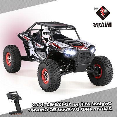 WLtoys 10428B2 4WD Rock RTR