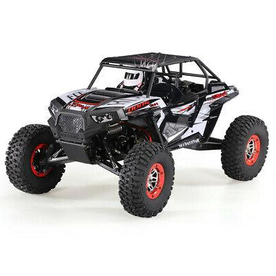 WLtoys 10428B2 4WD Electric Off-Road Car RTR P6D8