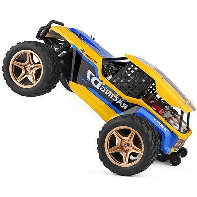 2.4G 4WD Crawler RC Car XK 45KmH Racing Truck