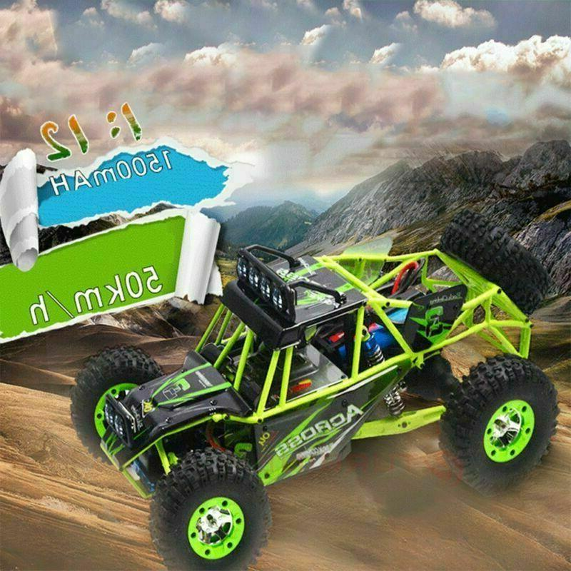 OFF-ROAD 1/12 Car Monster RTR Extreme FAST Racer TOYS
