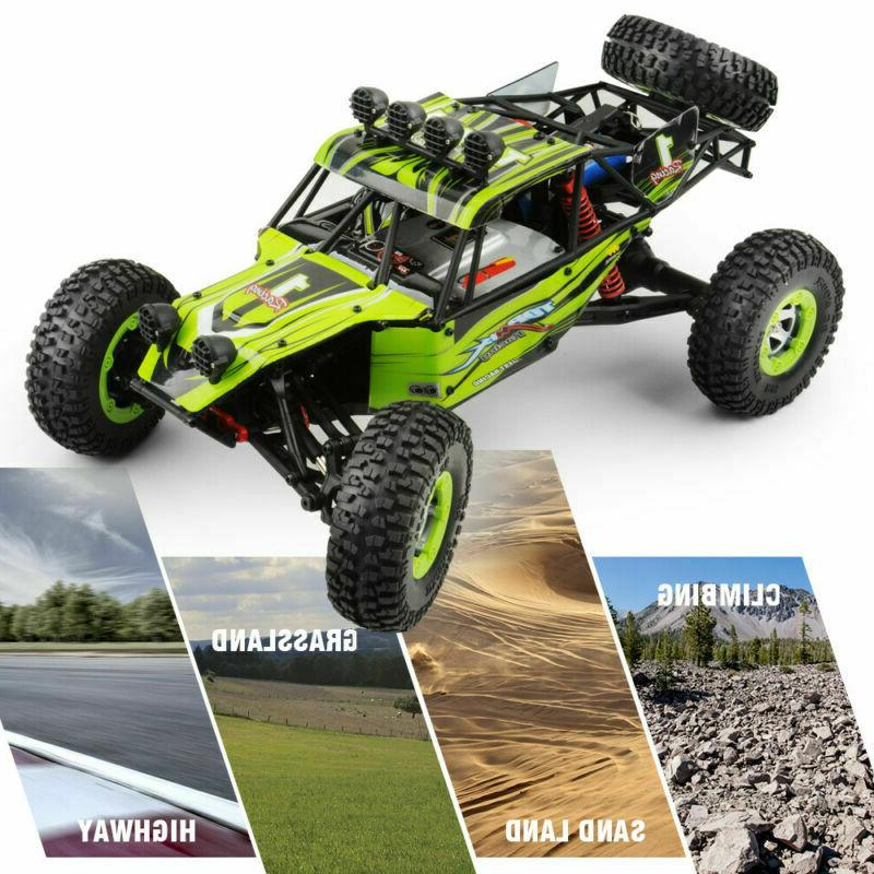 OFF-ROAD 4WD Car Monster RTR FAST TOYS GIFT