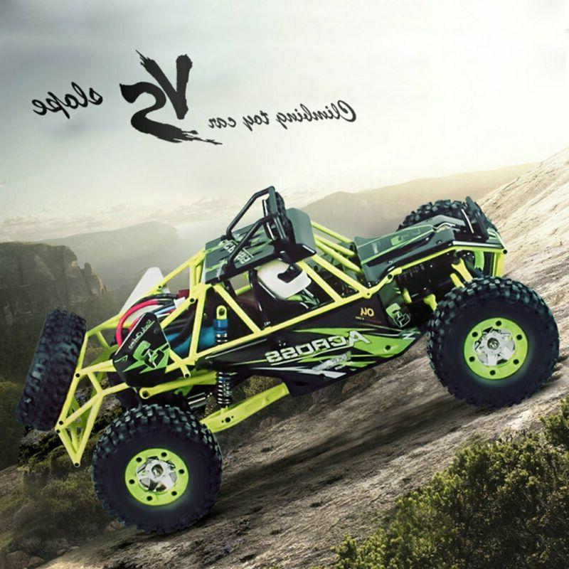 Ready 2.4G Off-road Rock Crawler Extreme Fast Racing