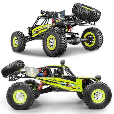 US 4WD Remote Control 2.4Ghz Electric Monster Buggy Off-Road